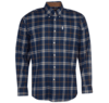 Barbour Country Check 20 Shirt  - Blue Thumbnail