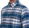 Barbour Shoreham Shirt - B/Steel Thumbnail