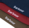 Barbour Saltire 3pk Socks - Navy/Red/Olive Thumbnail