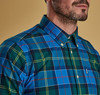 Barbour Toward Shirt - Blue Thumbnail