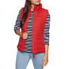 Joules Fallow Padded Gilet - Red Thumbnail