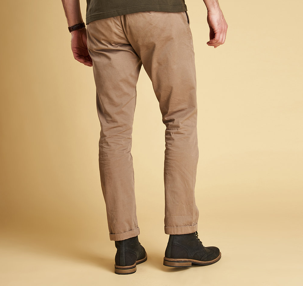 barbour chinos